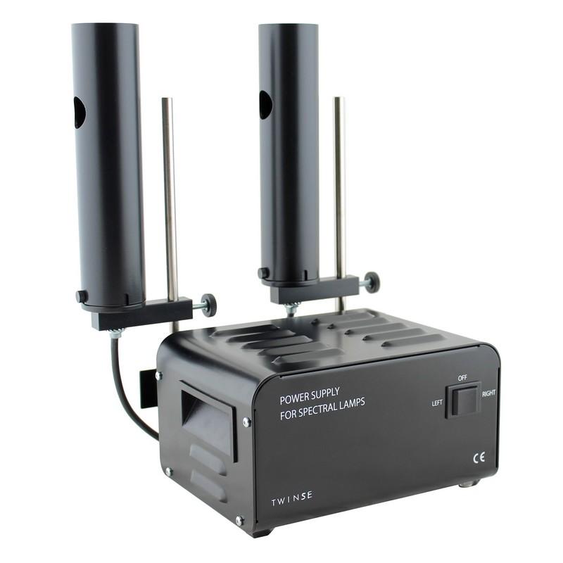 Alimentation pour lampes spectrales double - utilisation avec 2 carters